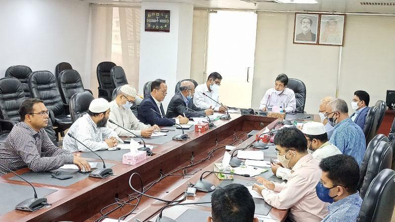 BARVIDA Leaders had meeting with BRTA Chairman